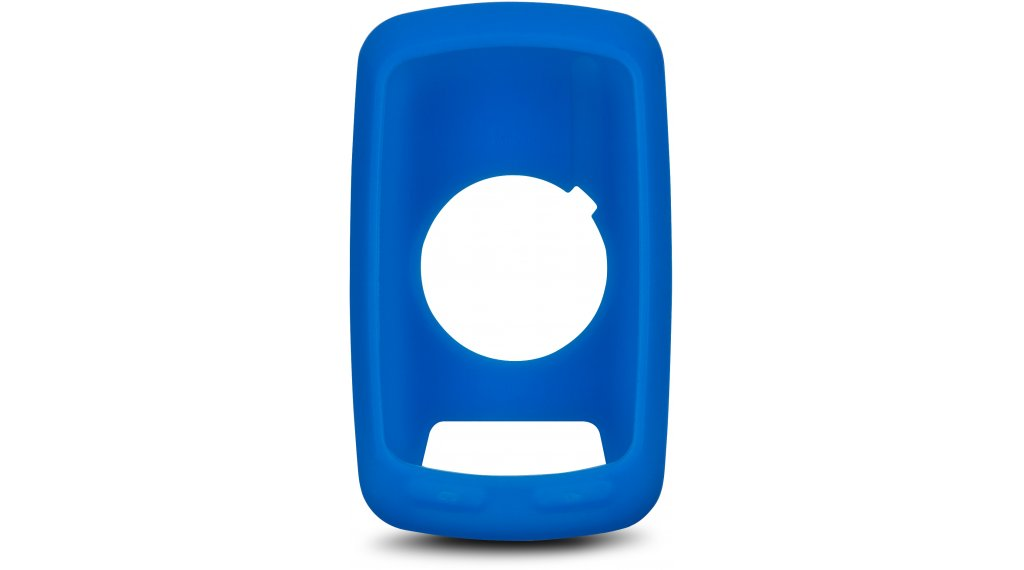 Garmin Zubehör Schutzhülle Edge 800/810 Gummiert blue