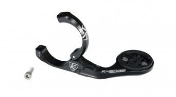 K-Edge K13-1500 Garmin Pro ordinateur support guidon 35.0mm noir