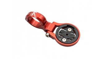 K-Edge Garmin Sport TT 2510 Computer Time Trial Lenkerhalterung 22.2mm red (für Edge 1000/20/200/25/500/510/520/800/810)