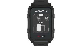 Sigma Sport iD.TRI GPS Triathlon-Uhr Set
