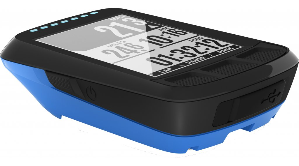 Wahoo ELEMNT BOLT GPS Computer LTD Edition blue