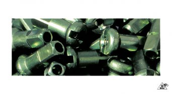 DT Alunippel 2.0mm 2.0x12mm grün