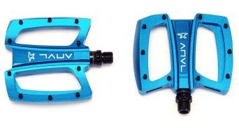 ANVL Tilt MTB Pedale Flatpedal blau