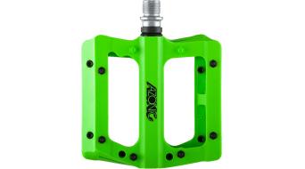 Azonic Blaze Pedale neon green Mod. 2016