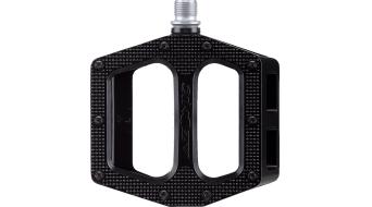 Azonic Pucker Up Plattform-Pedale Flatpedal Gr. unisize black