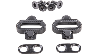 Azonic Cleats für Switchback-Pedale black
