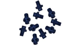 Azonic Alloy Pins Ersatzpins (10 Stück) blue