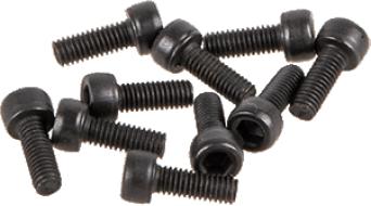 Azonic Steel SAP-Pins 替换pins (10 Stück) black