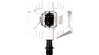 CrankBrothers Double Shot 1 MTB Plattform-/Klick-Pedale Limited Edition white/black