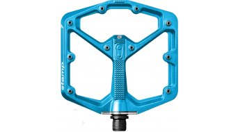 CrankBrothers Stamp 7 pedali flat electric blu