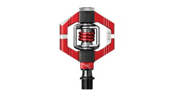 CrankBrothers Candy 7 clipless pedals red