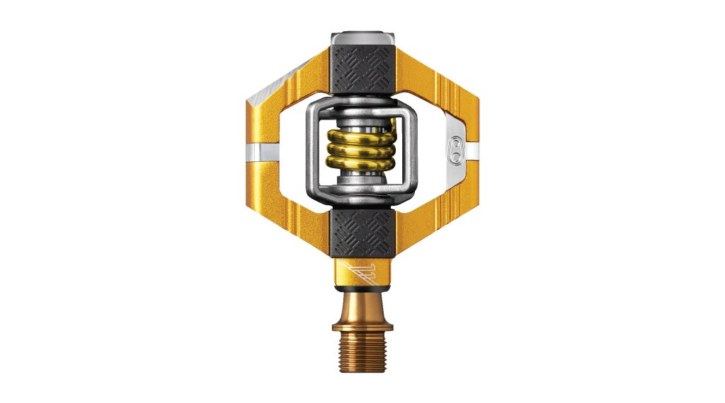 CrankBrothers Candy 11 Klick-Pedale gold