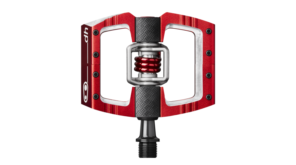 CrankBrothers Mallet DH Klick-Pedale red