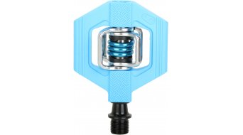 CrankBrothers Candy 1 Klick-Pedale blue
