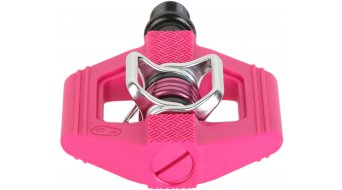 CrankBrothers Candy 1 Klick-Pedale pink