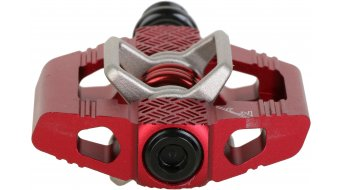 CrankBrothers Candy 3 Klick-Pedale dark red