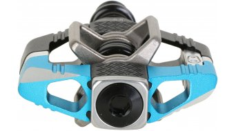 CrankBrothers Candy 7 clipless pedals black/electric blue