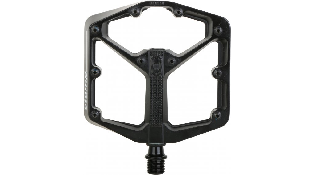 CrankBrothers Stamp 2 平板脚踏 Flatpedal 型号 Large black