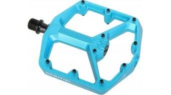 CrankBrothers Stamp 3 Plattform-Pedale Flatpedal Gr. Large blue