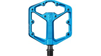 CrankBrothers Stamp 3 Plattform-Pedale Flatpedal Gr. Small blue
