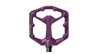 CrankBrothers Stamp 7 Limited Edition Plattform-Pedale Flatpedal Gr. Small purple