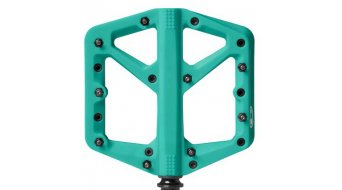 CrankBrothers Stamp 1 pedali flat Flatpedal Splash Edition .