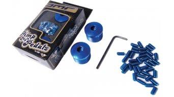 DMR Pimp My Pedals juego para-V12 azul