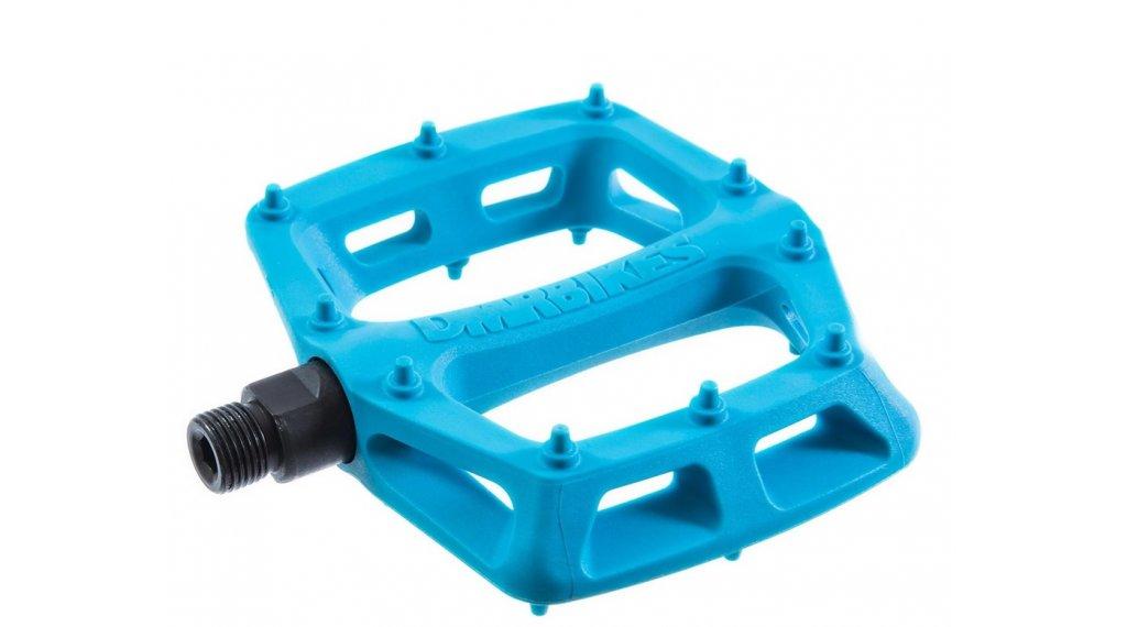 DMR V6 MTB Plattform-Pedale blue