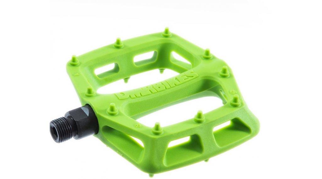 DMR V6 MTB Plattform-Pedale green