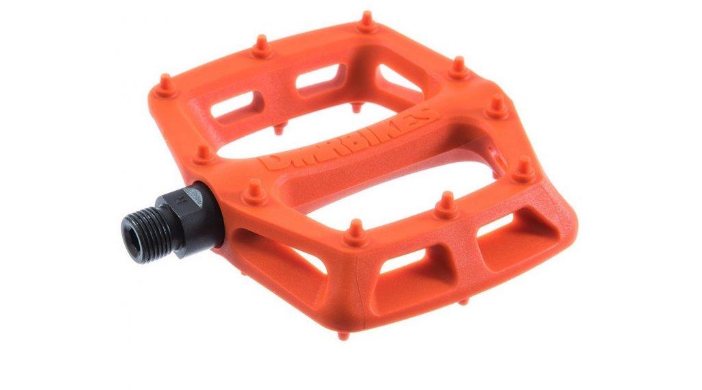 DMR V6 MTB Plattform-Pedale orange
