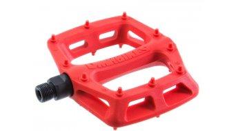 DMR V6 MTB Plattform-Pedale red