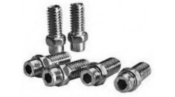 Exustar Ersatzpins silber passend für E-PB525 (40Stk.)