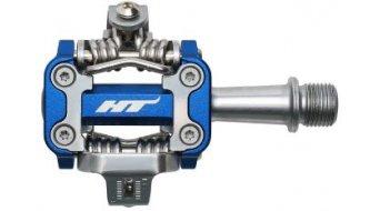 HT Components M1 XC Cromo Click-Pedale royal blue