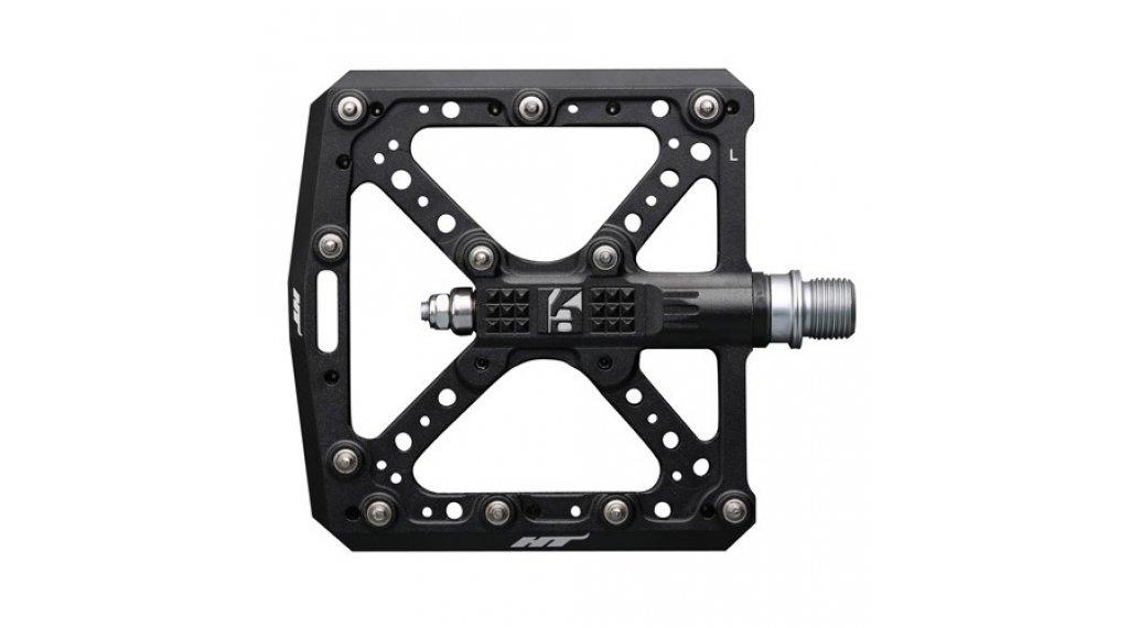 HT Components KA 01 Cromo Plattform-Pedale black