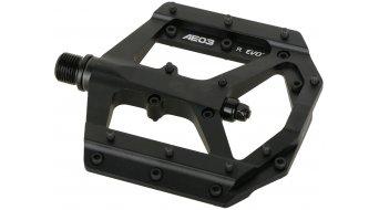 HT Components AE 03 Cromo Plattform-Pedale stealth black