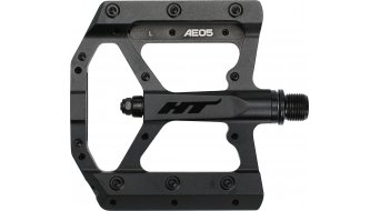 HT Components AE 05 Cromo Plattform-Pedale Gr. unisize stealth black