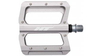 HT Components AN 01 Cromo Plattform-Pedale grey