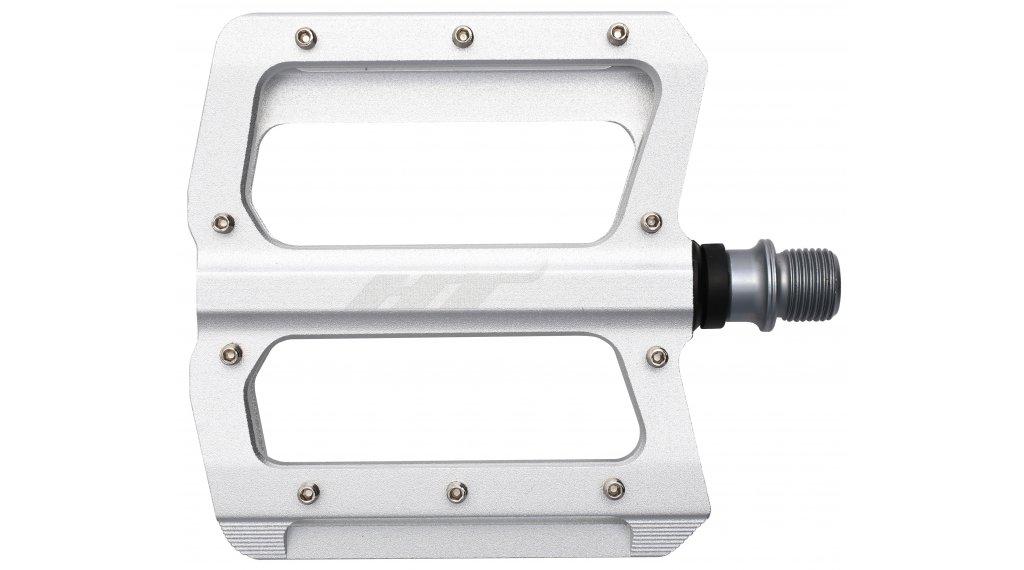 HT Components AN 01 Cromo Plattform-Pedale silver