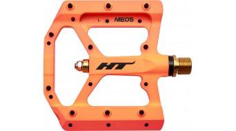 HT Air Evo ME 05 dientes Magnesio Titan Flat pedales
