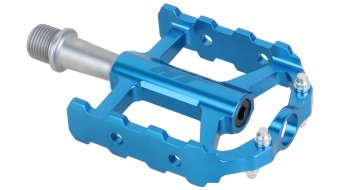 HT Components ARS 03 Plattform-Pedale blue polished