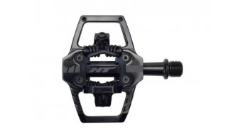 HT Components DH T1 Click-Pedale stealth black