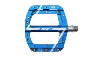 HT Nano ANS08 LEAP Antoine Bizet Signature Flat pedales marine azul