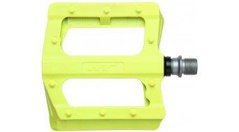 HT Components PA 12 Plattform-Pedale neon yellow