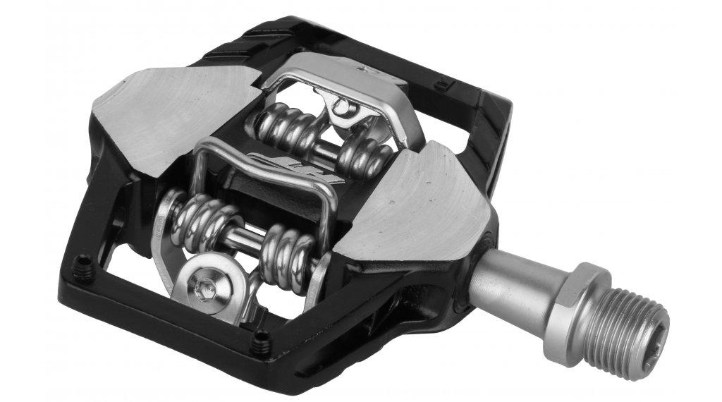 HT Components GT-1 Click-Pedale black