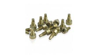 HT Components SAP Ersatzpins 1/8x8mm + 1/8x10mm für AE03,ME03 gold