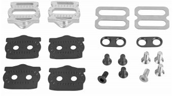 HT Components Cleat Kit 4° lateral float inkl. 4 Shims
