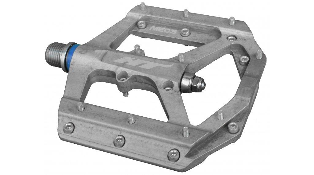 HT Components ME 03 Cromo Plattform-Pedale raw