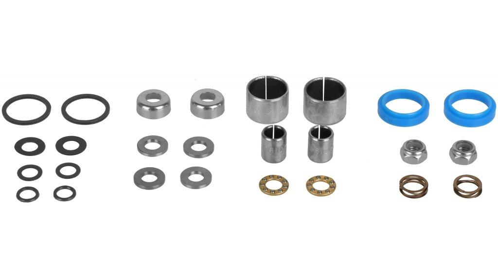 HT Components Rebuild Kit 脚踏-轴承组 完整的 适用于 EVO 至 2014/A01/A03/ME01/ME03/KA01