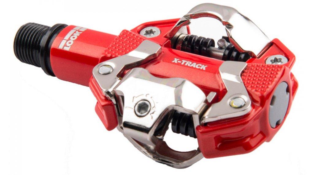 Look 脚踏 X-Track MTB(山地)-脚踏 red