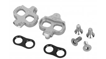 Look X-Track Easy pedal plates 6°  freedom of movement anthracite